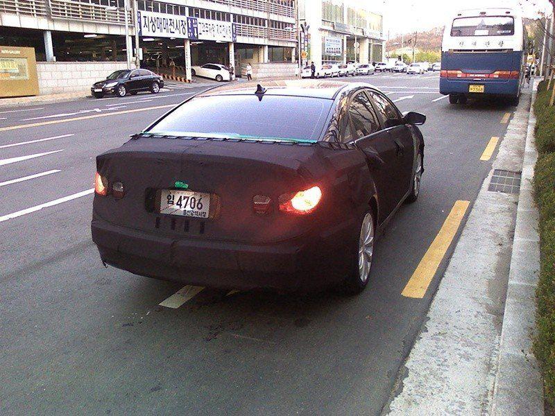 Hyundai sonata iii фото